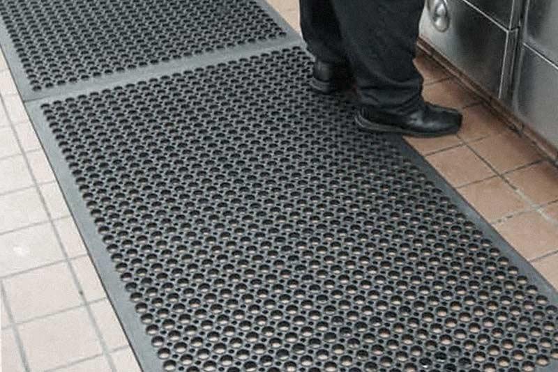 wet area mats